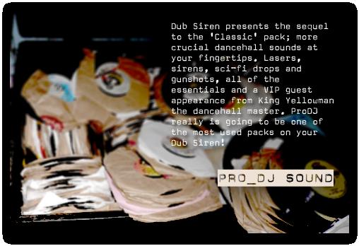 DUB SIREN Reggae iPhone DJ APP