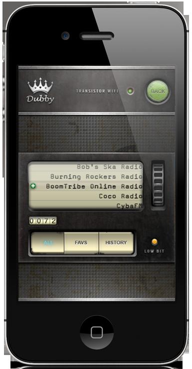 DUB SIREN Reggae DJ iPhone APP